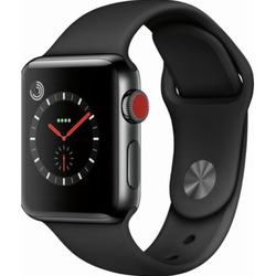 Apple - APPLEWATCH 3 38MM GPS MTF02QL/A nero