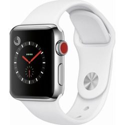 Apple - APPLEWATCH 3 38MM GPS MTEY2QL/A silver-bianco