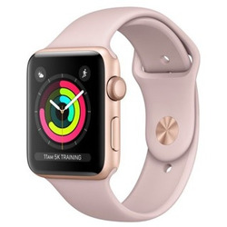 Apple - APPLE WATCH 4 40MM ALLUMINIO GPS MU682TY/A oro-rosa