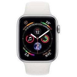 Apple - APPLE WATCH 4 40MM ALLUMINIO GPS MU642TY/A silver-bianco