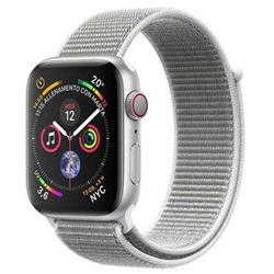 Apple - APPLE WATCH 4 40MM ALLUMINIO GPS MU652TY/A silver