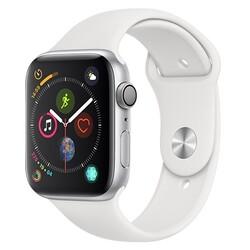 Apple - APPLE WATCH 4 44MM GPS MU6A2TY/A silver