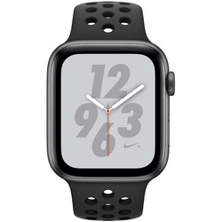Apple - APPLE WATCH 4 NIKE+ 40MM GPS MU6J2TY/A nero