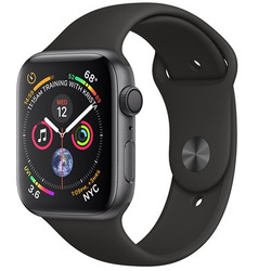 Apple - APPLE WATCH 4 44MM GPS MU6D2TY/A nero