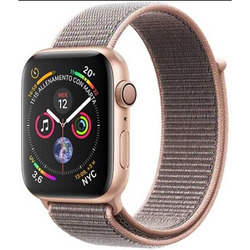 Apple - APPLE WATCH 4 44MM GPS ALLUMINIO LOOP MU6G2TY/A oro-rosa