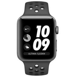 Apple - APPLE WATCH 3 38MM NIKE+ MTF12QL/A nero