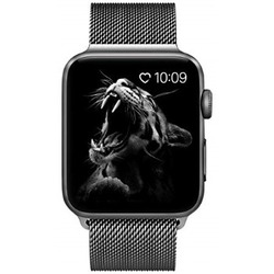 Apple - APPLE WATCH 4 44MM GPS ALLUMINIO LOOP MU6E2TY/A grigio-nero