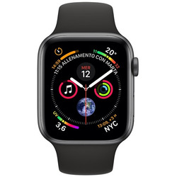 Apple - APPLE WATCH 4 40MM ALLUMINIO GPS+CELLULAR MTVD2TY/A grigio