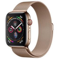 Apple - APPLE WATCH 4 40MM ALLUMINIO GPS+CELLULAR MTVG2TY/A oro