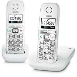 Gigaset - E260 DUO bianco