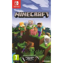 Nintendo - SWITCH MINECRAFT 2520749