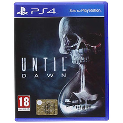 Sony - PS4 UNTIL DAWN HITS 9443278