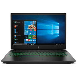 HP - 15-CX0003NL nero-verde