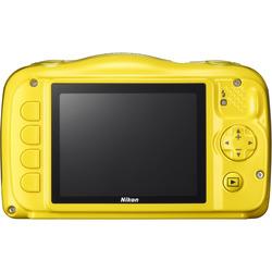Nikon - COOLPIX W100 giallo