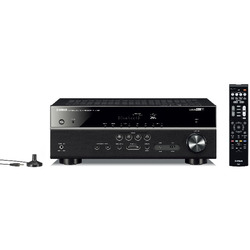 Yamaha - RXV-485DBL nero