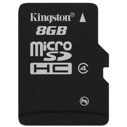 Kingston - MICRO SD SDC4/8GB