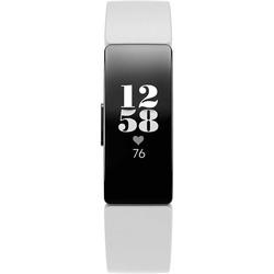Fitbit - INSPIRE HR FB413BKWT bianco-nero
