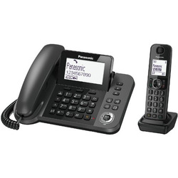 Panasonic - KX-TGF310EXM nero