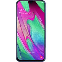 Samsung - GALAXY A40 64GB SM-A405 blu