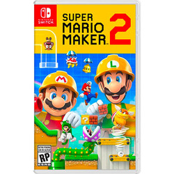 Nintendo - SWITCH SUPER MARIO MAKER 2