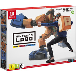 Nintendo - 2522149 HAC LABO ROBOT SET