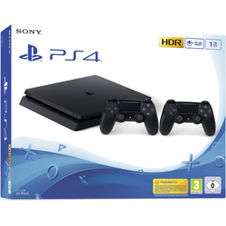 Sony - CONSOLE PS4 1TB + DS4V2 9750710