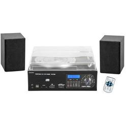 Majestic - TT-38 CD/TP/USB/SD nero