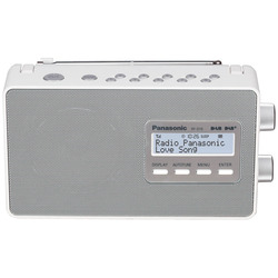 Panasonic - RF-D10EG bianco