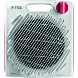 Imetec - LIVING AIR C2 200 4014 bianco-rosa
