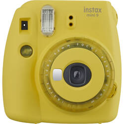 FUJI - INSTAX MINI 9 giallo