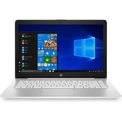 HP - 14-DS0004NL 7JX25EA bianco-argento