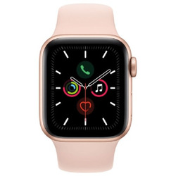 Apple - WATCH SERIE 5 GPS + CELLULAR 40MM MWX22TY/A oro rosa
