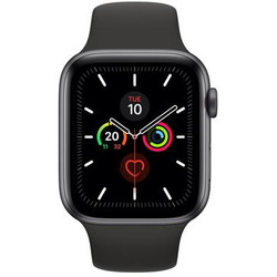 Apple - WATCH SERIE 5 GPS + CELLULAR 40MM MWX32TY/A antracite-nero
