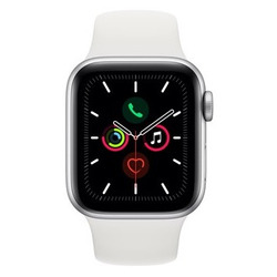 Apple - WATCH SERIE 5 GPS 40MM MWV62TY/A silver