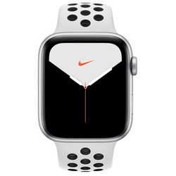 Apple - WATCH SERIE 5 GPS 44MM MX3V2TY/A nero-silver