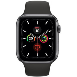 Apple - WATCH SERIE 5 GPS 44MM MWVF2TY/A nero