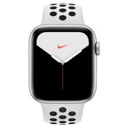 Apple - WATCH SERIE 5 GPS 40MM MX3R2TY/A nero-platino