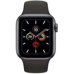 Apple - WATCH SERIE 5 GPS 40MM MWV82TY/A nero