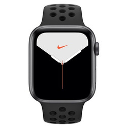 Apple - WATCH SERIE 5 GPS 44MM MX3W2TY/A antracite-nero