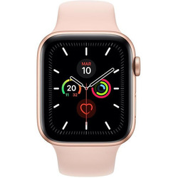 Apple - WATCH SERIE 5 GPS 44MM MWVE2TY/A oro rosa