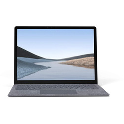 Microsoft - SURFACE LAPTOP 3 VGY-00009 platino
