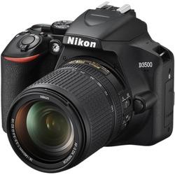 Nikon - D3500 + 18-140 VR nero