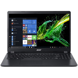 Acer - A315-545-83R NX.HEFET.007 nero