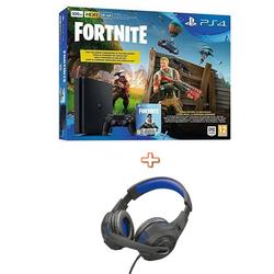 Sony - PS4 500GB F + FORTNITE VCH 2019 + HEADSET GXT 307B RAVU