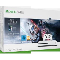 Microsoft - XBOX ONE S 1TB + STAR WARS FALLEN JEDI ORDER 234-01096