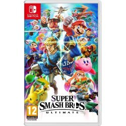 Nintendo - SWITCH SUPER SMASH BROS. ULTIMATE 2524549