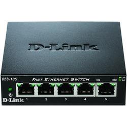 D-Link - DES105