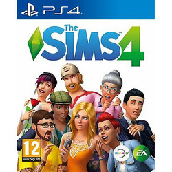 Electronic Arts - PS4 THE SIMS 4 1051215