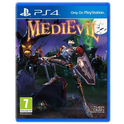 Sony - PS4 DEATH MEDIEVIL