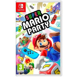 Nintendo - SWITCH SUPER MARIO PARTY 2524649